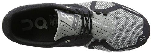 On Running Cloud M 13, Zapatillas de Running para Hombre, Negro (Black / Slate), 48 EU