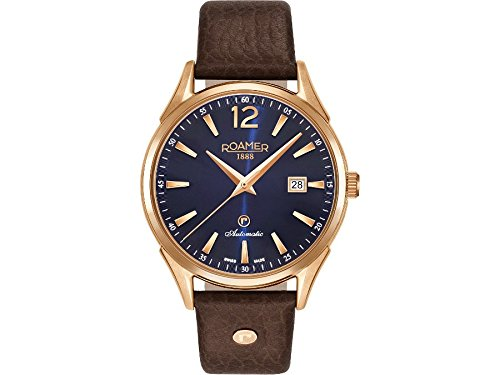 Roamer Mens Watch Swiss Matic Automatic 550660 49 45 05
