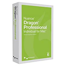 Nuance Communications Mac 6.0 English