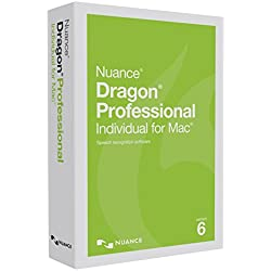 Dragon Professional Individual for Mac 6.0, English