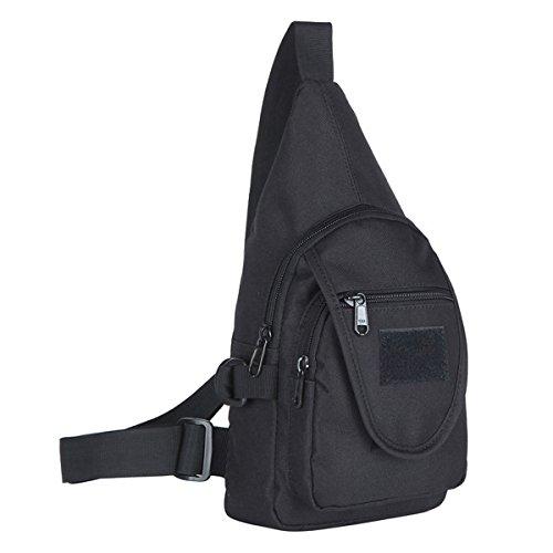 U TIMES Resistant Crossbody Unbalance Backpack product image