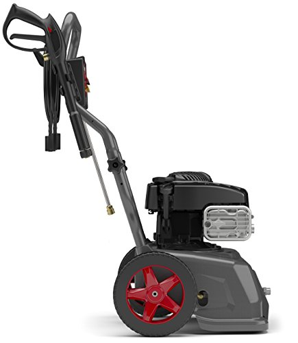 Briggs & Stratton Gas Pressure Washer 2800 PSI 2.1 GPM with 25-Foot High Pressure Hose, 4 Nozzles & Detergent Injection by Briggs & Stratton (Image #2)