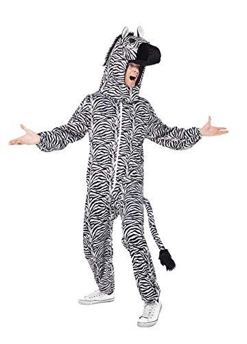 Smiffys Zebra Costume