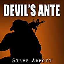 Devil's Ante: A Sean Addison Adventure Audiobook by Steve Abbott Narrated by Edward James Beesley