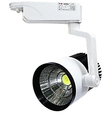 Chrasy 15W LED Track Lighting, Cool White, 24°Beam Angle, LED Track Lighting Heads , Art Exhibition Lighting