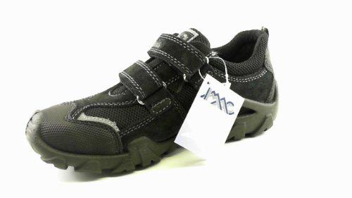 IMAC Kinder Halbschuh 257172085, schwarz 011, EU (34)