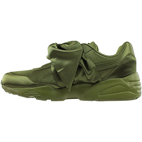 Women's Olive Olive Fenty Sneaker 5 5 Branch Olive Rihanna Bow by PUMA B Branch Branch US 1dFgqq