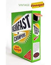 Breakfast of champions: Kurt Vonnegut