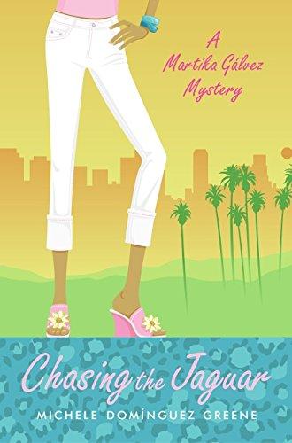 Chasing the Jaguar (Martika Galvez Mystery)