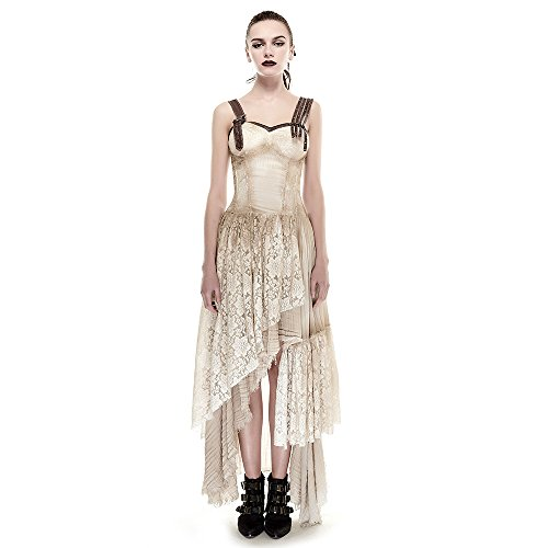 Womens-Skirt-with-Shoulder-Straps-Gothic-Style-Design-for-Suspender-Skirt-in-Luxuriant-Clothing