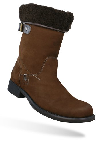 G-Star Raw Voyage Franklin II Womens Leather Boots - Brown mKF6pPg