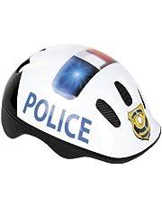 KIDS Childrens Boys Cycle Safety Helmet Bike Bicycle Skating POLICE