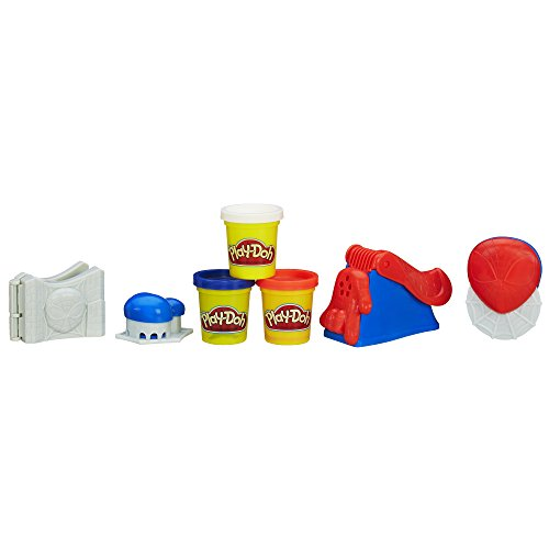 Play-Doh Spider-Man Super - Spiderman Dough Play