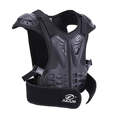 JIAJUN Children Bicycle Motorcycle Armor Armor Vest Back Protection Cycling Skiing Riding Skateboarding: Automotive