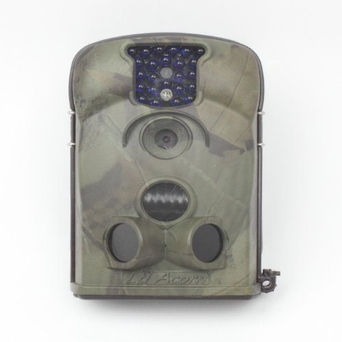 HKCYSEA New 12MP 5210A Trail Scouting Hunting Game Spy Wildlife Camouflage Infrared Digital Video Camera with Night Vision,IP 54 Waterproof Perfect For Safe & Outdoor Use by HKCYSEA
