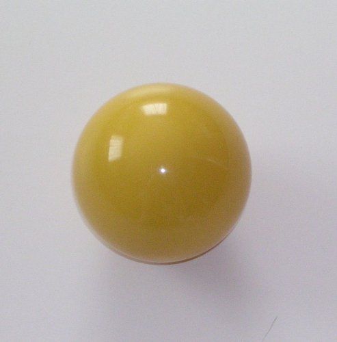 Yellow 57mm Bocce Pallino by EPCO