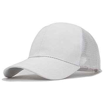 mznwpm Gorra de béisbol de Malla para Mujer, Gorras para Mujeres y niñas, Gorra