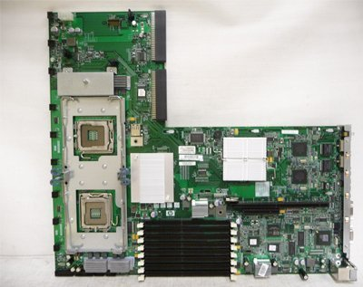 HP 435949-001 HP Proliant DL360 G5 Motherboard Supports Quad Core CPUs