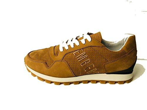 Bikkembergs Men's Trainers Brown Beige sale 2015 buy cheap footaction YaY993JVZ