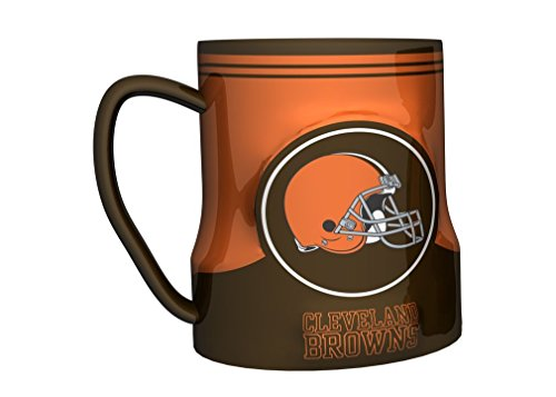 Cleveland Browns Game Time Coffee Mug