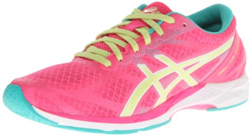 Pink Joggesko Gel lime Hot 10 Womens ds Racer smaragd Asics 0vxPHwW