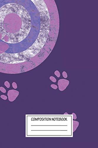 Kate Bishop Halloween (Notebook: Hawkguy (dark) , Journal for Writing, Size 6
