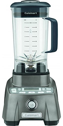 Price comparison product image Cuisinart CBT-2000 3.5 Peak Hurricane Pro Blender,  Gun Metal