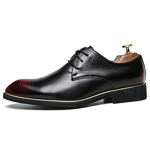 Xiazhi-shoes,, - Mocasines para Hombre Oro Dorado 40 EU: Amazon.es: Hogar