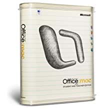 Microsoft Office Student and Teacher Edition 2004 (Mac) [Old Version]