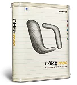Microsoft Office 2004 for Mac Student and Teacher [OLD VERSION]