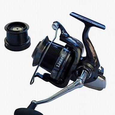 JIA&YOU Carrete de la pesca Carretes para pesca spinning 4.1:1 14 ...