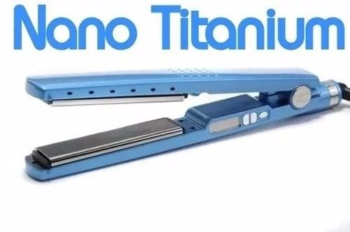 Chapinha Prancha Profissional Nano Titanium