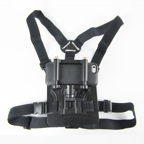 READYACTION Sport Smartphone/Camera Chest Harness