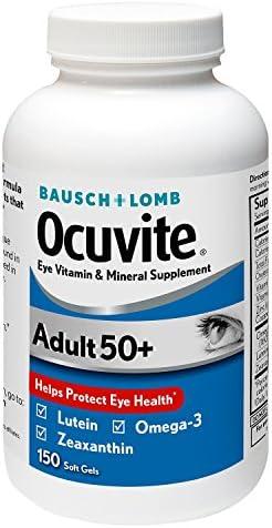 Ocuvite Vitamin Mineral Supplement Zeaxanthin product image