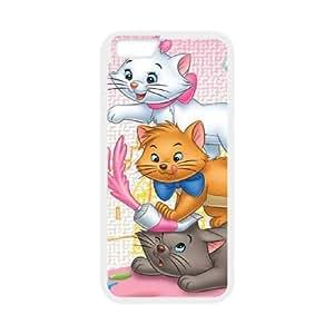 AristoCats15.jpgiPhone 6 Plus 5.5 Inch Cell Phone Case White 05Go-405292