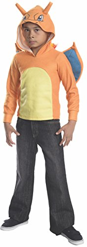 Rubie's Costume Pokemon Charizard Child Novelty Hoodie
