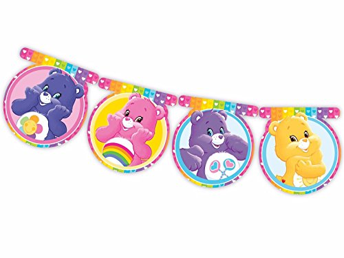 Care Bears Jointed Card Room Banner