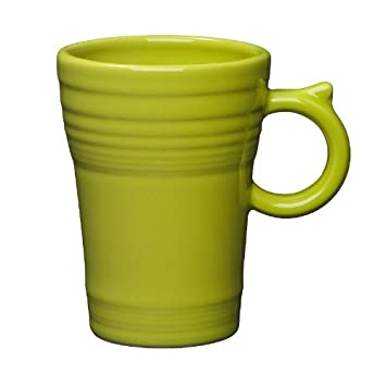 055fa1aefc0 Image Unavailable. Image not available for. Color: Fiesta Latte Mug,  Lemongrass