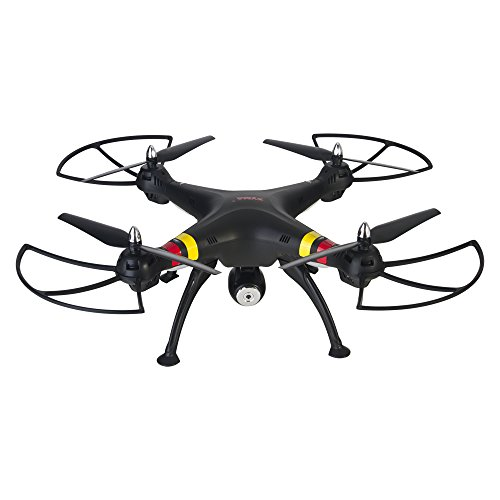 Tech-RC-Syma-X8C-1-Venture-24G-4CH-RC-Quadcopter-Drone-with-2MP-Wide-Angle-Camera