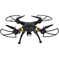 Tech RC Syma X8C 2.4G 4CH 6 Axis Venture with 2MP Wide Angle Camera RC Drone Quad copter RTF Helicopter