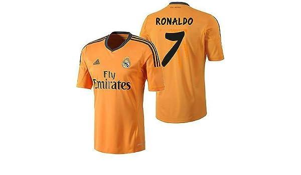 3a1206671 Amazon.com   ProApparels Ronaldo Jersey Real Madrid 2013 2014   Sports    Outdoors
