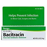 Bacitracin First aid Antibiotic Ointment, USP - 1/2