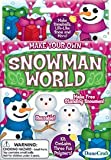 Dunecraft Mini Make Your Own Snowman World Science Kit