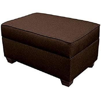 Amazon Com Multifunctional Storage Ottoman Slim Line 24