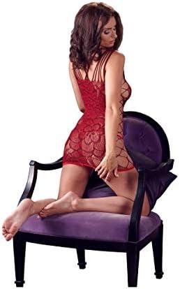 Mandy Mystery lingerie 27148763101 Netzkleid, S-L, rot