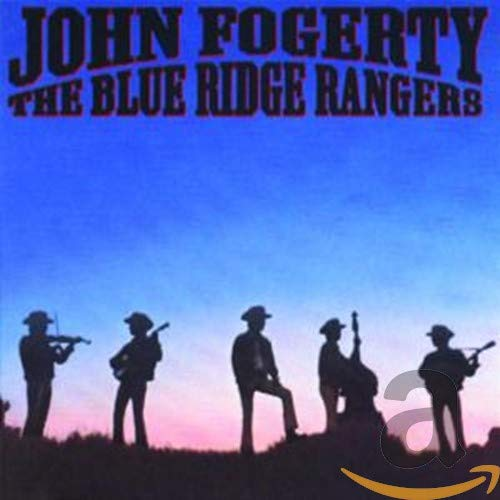 Fogerty John Blue Ridge Rangers Music