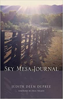 Book Sky Mesa Journal