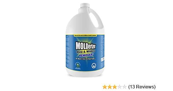Fresh Amazon Molderizer Organic Mold and Mildew Remover That Breaks Apart DNA of Mold Spores Home & Kitchen Awesome - New mold mildew remover Top Design