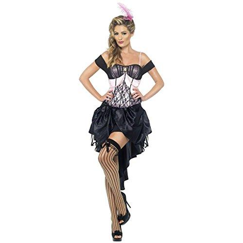 Madame L Amour Burlesque Adult Costume - -
