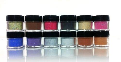 Mia Secret Nail Art Acrylic Powder Fiesta Collection
